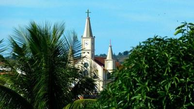 Igreja Matriz Matriz Águas Formosas