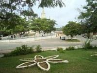 Praça Jk e Praça Mestra Diola
